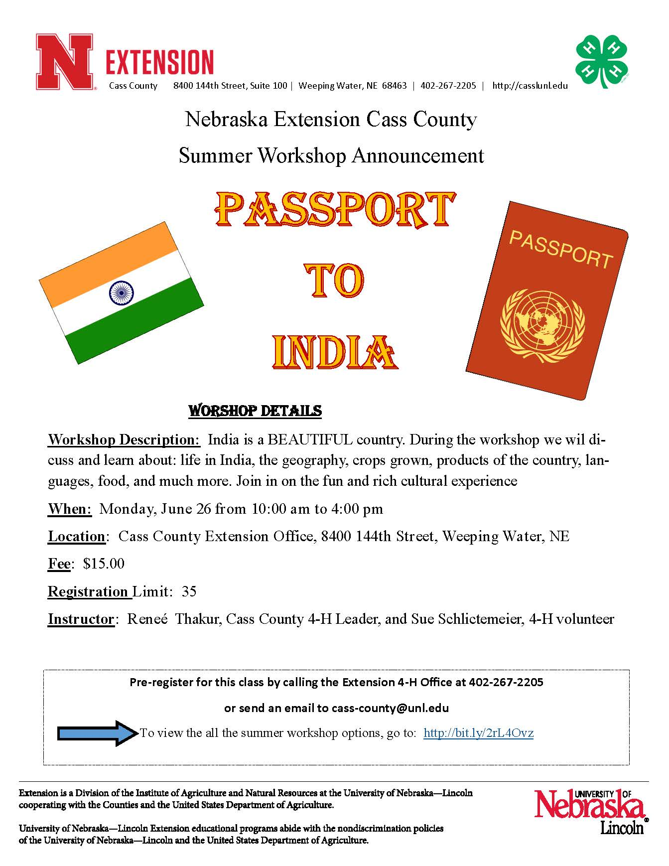 12 Passport to India