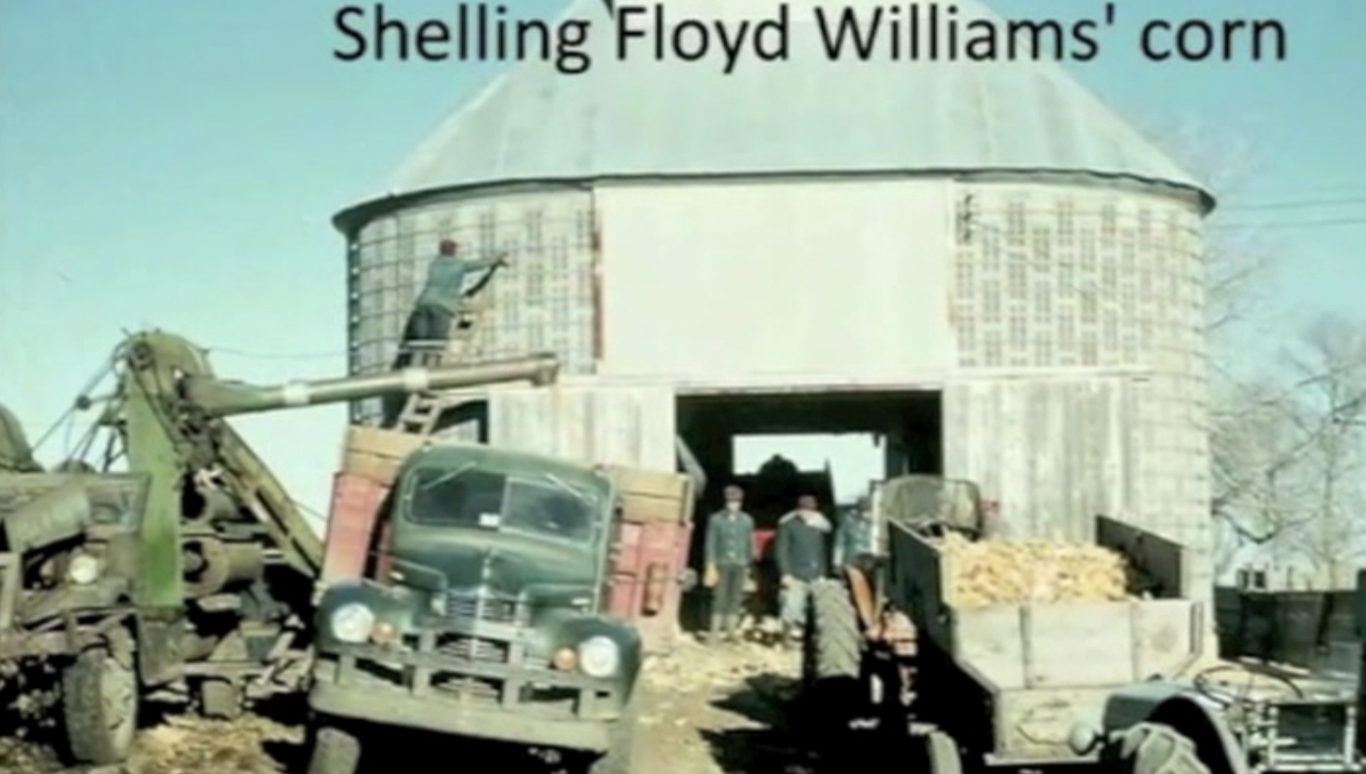 Floyd WIlliams shelling